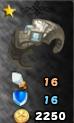 Platinum Champion Belt Arena Icon
