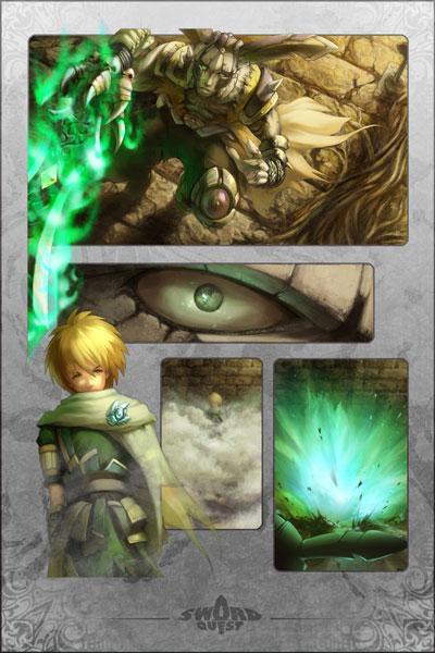 Destroyer of Worlds Manga