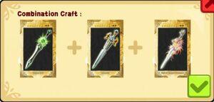 Tiamat's Soul Orb Swords