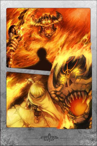 Hellfire Manga