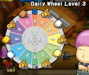 Daily Wheel Level 3
