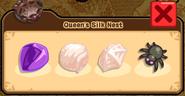Queen's Silk Nest