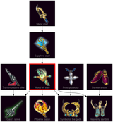 ResearchTree Wood elf staff