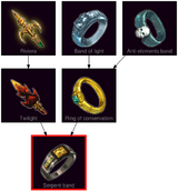 ResearchTree Serpent band