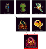 ResearchTree Ifrits flaming apparel