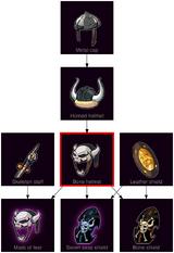 ResearchTree Bone helmet