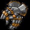 Gauntlets metal 01