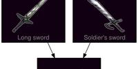 Holy sword