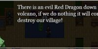 Red dragon (quest)