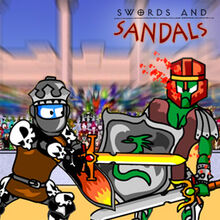 Swords and Sandals I- Gladiator