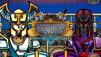 Swords and Sandals 2 Redux Emperor Antares (AND TEASER FOR NEW S&S GAME!!!)