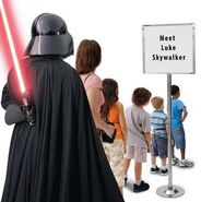 Vader-Überraschung