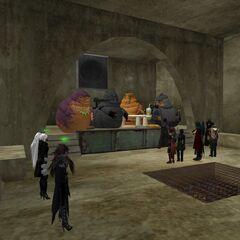 Meeting inside Granchas palace