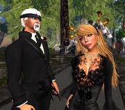 Fox and Xera's wedding