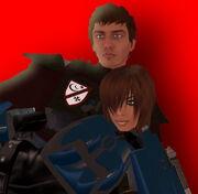 Sukasa and Sage