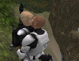 Kisssing2