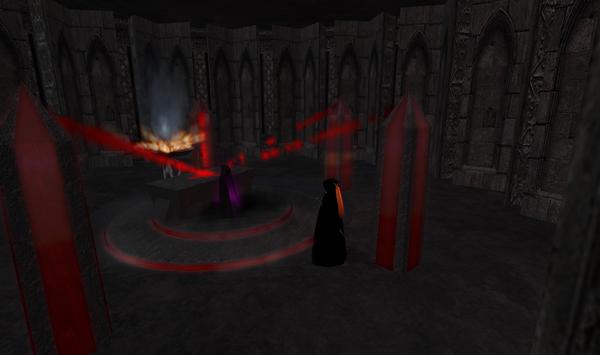 Dark force spirit summoning 001