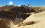 Krayt Dragon Graveyard