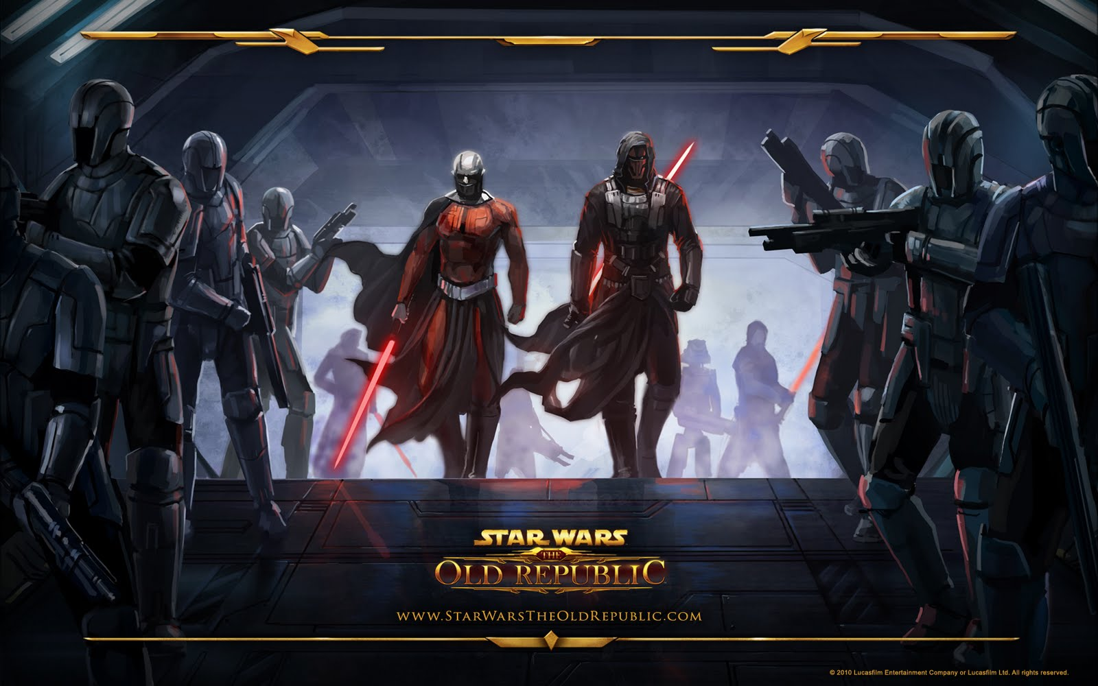 Image - Revan and Malak.jpg | Star Wars: The Old Republic Wiki ...