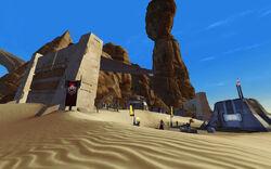 Outpost Zaroshe