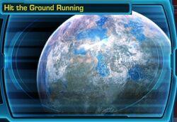 Mission kit ground running