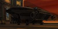 Republic Transport shuttle