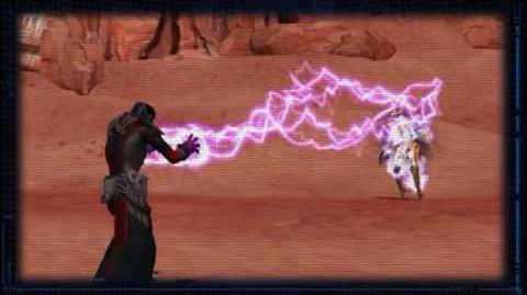Star Wars The Old Republic - Sith Inquisitor Skill