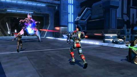STAR WARS™ The Old Republic™ - Game System - Flashpoints