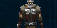 Death's Claw Armor Set