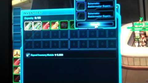 PAX 2012 SWTOR Gameplay