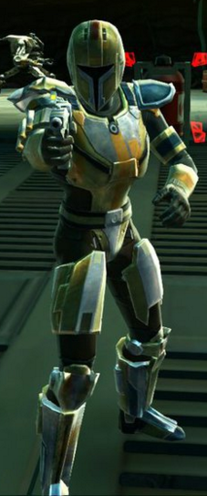 Mandalorian Recruit (Balmorra)