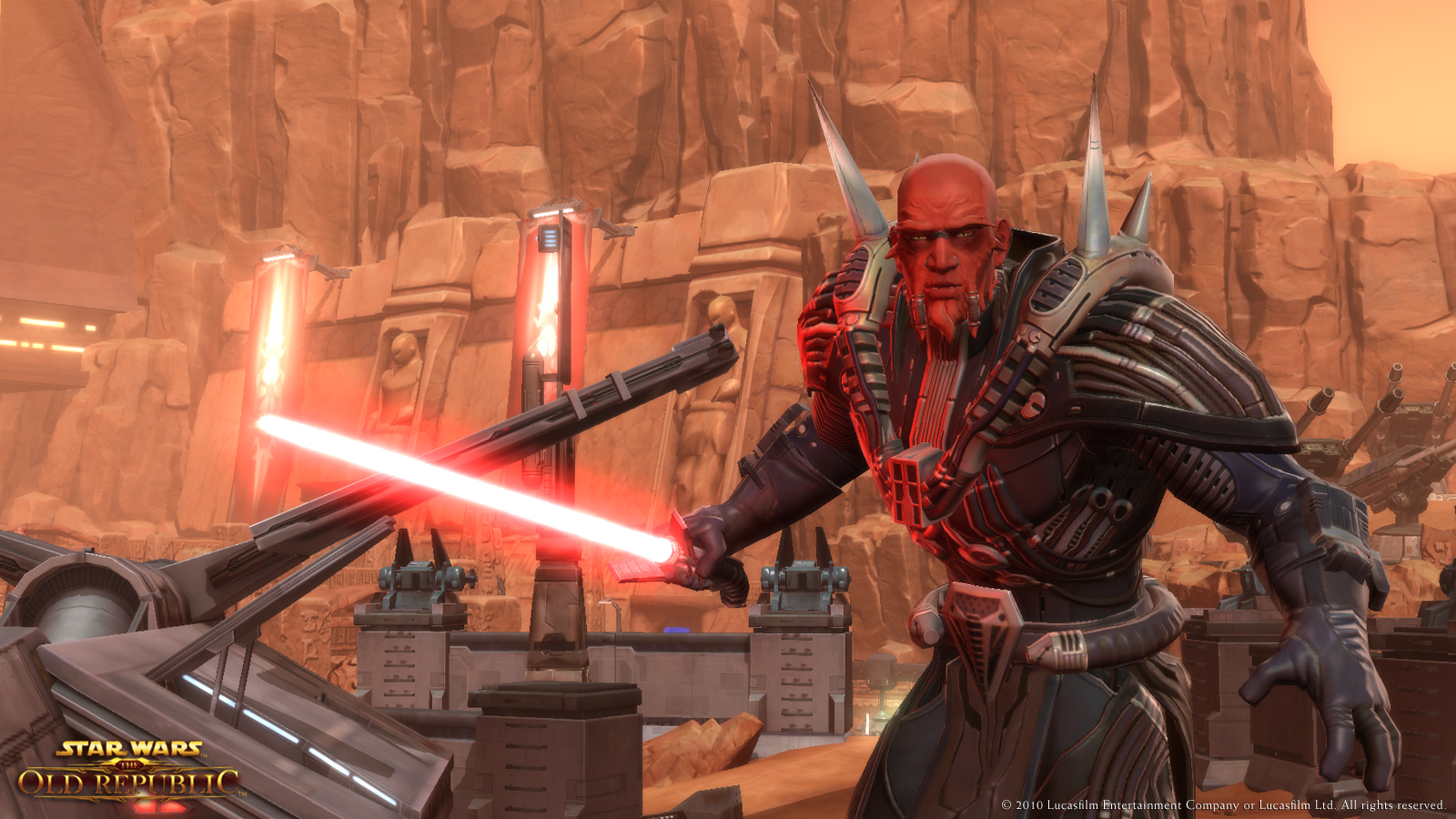 Sith Pureblood | Star Wars: The Old Republic Wiki | FANDOM ...