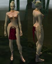Kotor 2 dancers outfit
