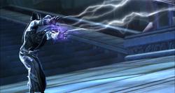 Emperor Force lightning