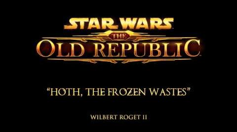Hoth, the Frozen Wastes - The Music of STAR WARS The Old Republic