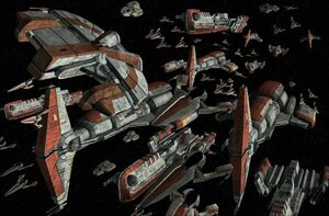 Republic Fleet (KOTOR)