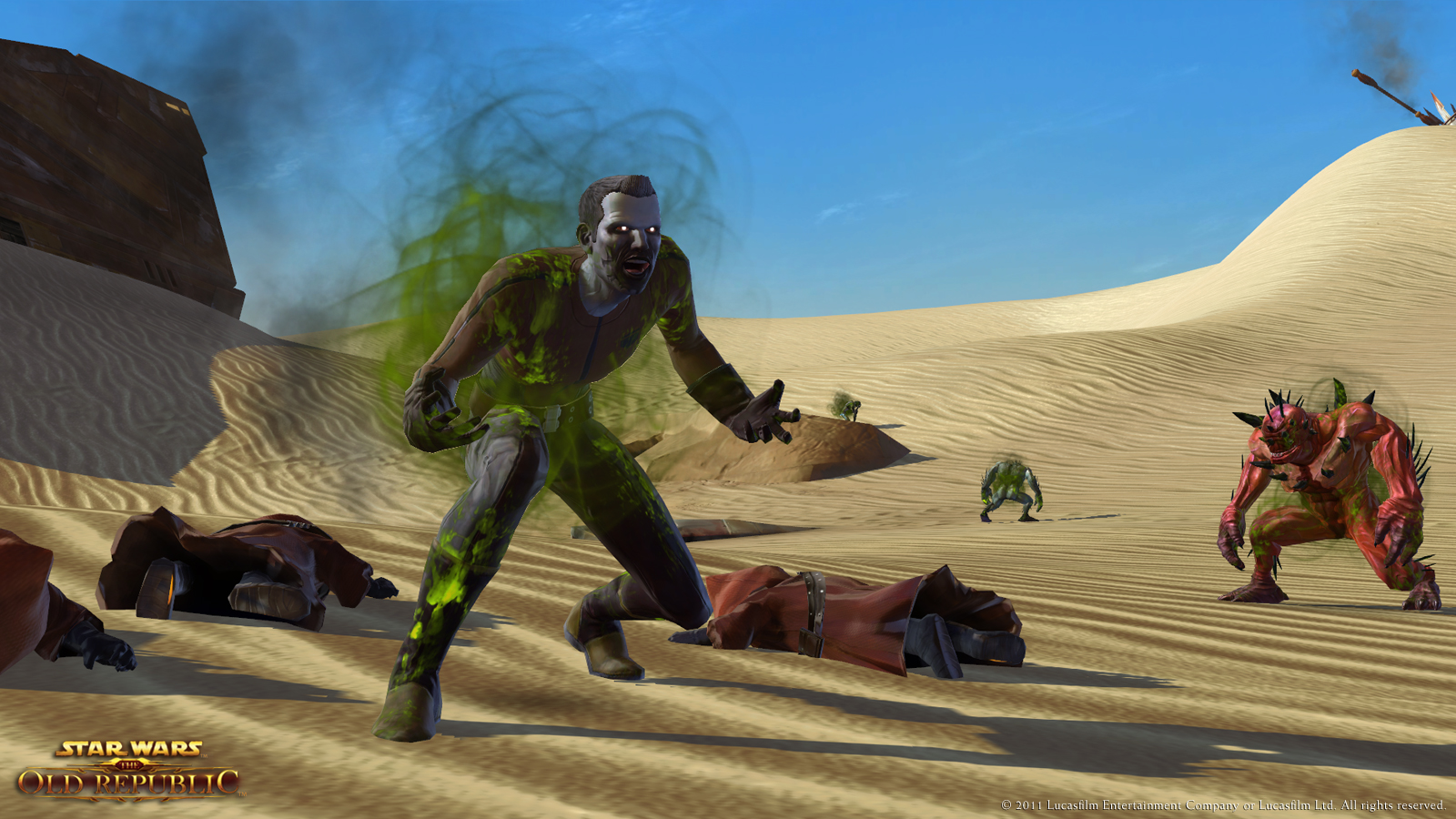 Rakghoul Resurgence | Star Wars: The Old Republic Wiki | Fandom ...