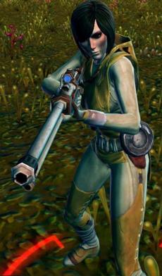 Mandalorian Hunter (Belsavis)