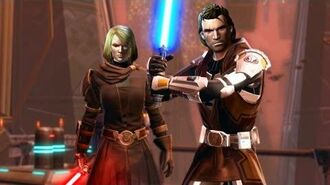 "Star Wars™ The Old Republic - Knights of the Fallen Empire ""Story and Writing"" Video"