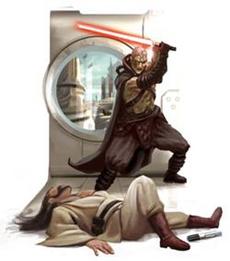 Unidentified Human Jedi (First Jedi Purge)