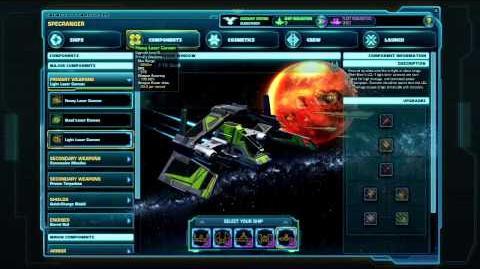 "Star Wars™ The Old Republic™ ""Starfighter Customization"" Trailer"