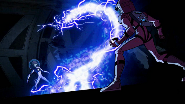 File:Lance and Solomon battle the Electric Entity in A Family Crisis.png