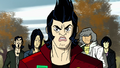 Mike Chan and his gang in Roar of the White Dragon 01.png