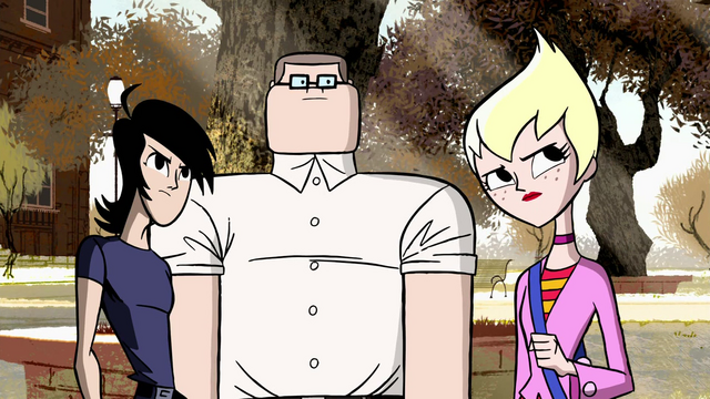 File:Ilana, Lance and Octus talk about the different sub classess in Escape to Sherman High.png