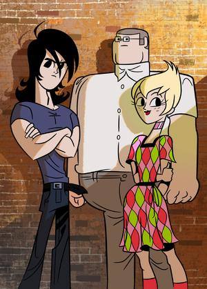 Sym-Bionic Titan - Cover