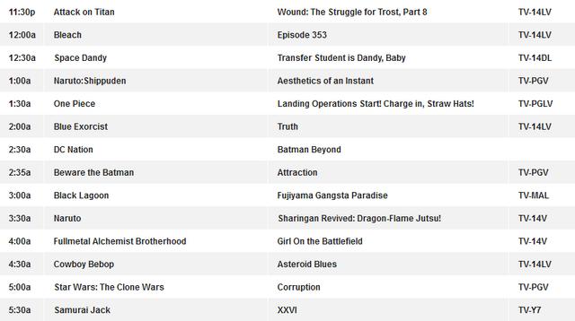 File:Toonami Schedule 2014-07-26 -Zoom In-.png