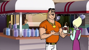Mall Merchant in Neighbors in Disguise 02