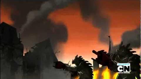 Sym Bionic Titan - Duel of Fates