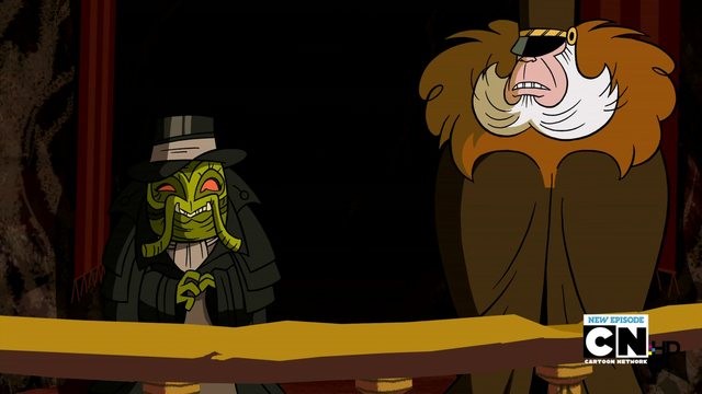 File:Alien Mobster talking to Modula in Under the Three Moons.png