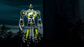 Sym-Bionic Titan (mech) examining the Mutraddi object in Shaman of Fear 01.png